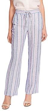 Vince Camuto Cabana Stripe Drawstring Pants