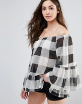 Glamorous Off Shoulder Top