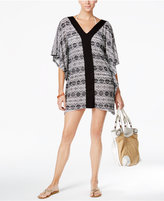Dotti Diamond Daze Printed Tunic Cover-Up