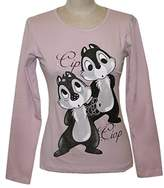 Disney Women T-Shirt M/L Ragazza Jersey,size S