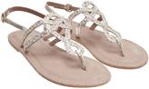 Monsoon Pixie Plaited Sandals