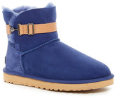 UGG Aurelyn Genuine Shearling Lined Strap Boot