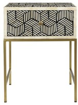 Bungalow Rose Guidi End Table with Storage