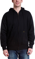 Stanley Black Water-Repellant Fleece Zip-Up Hoodie