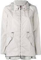 Moncler Lotus hooded jacket - women - Cotton/Polyamide/Polyester - 2
