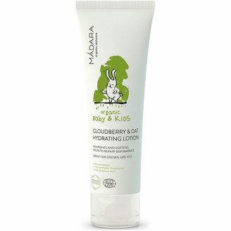 Madara Baby Cloudberry and Oat Hydrating Lotion 100ml