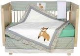 Pam Grace Creations 10 Pc Mix and Match Crib Bedding Set- Friendly Fox - Friendly Fox