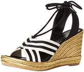 Marc Jacobs Women's Dani Espadrille Wedge Sandal