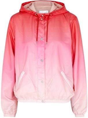 The Mighty Company Winslow Pink Degrade Shell Jacket