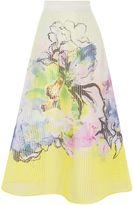 Coast Daisy Mesh Skirt