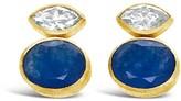 Gem Bazaar Jewellery Golden Eye Earrings