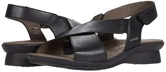 Mephisto Phara (Dark Taupe Monaco) Women's Shoes
