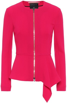Roland Mouret Exclusive to Mytheresa a Delen wool jacket