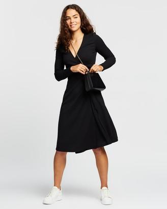 Atmos & Here Billie Midi Dress