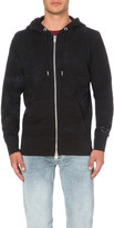 Diesel S-Milky cotton-jersey hoody