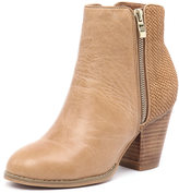 Django & Juliette Roby Tan Leather/Tan Cut