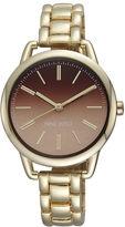 Nine West Bronywn Bracelet Watch