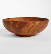 Rejuvenation Teak Wood Bowl