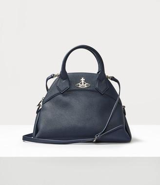 Vivienne Westwood Windsor Medium Handbag Blue
