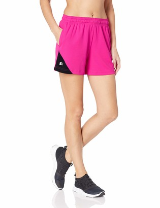 "Starter Women's 5"" Lacrosse Short with Pockets Amazon Exclusive"