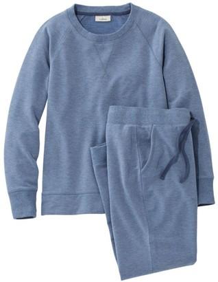 L.L. Bean Women's Wicked Soft Knit Pullover Set