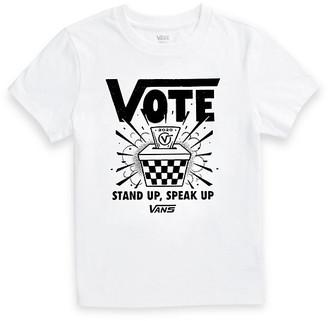 Vans Women's Vote Tee