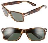 Persol Men's 58Mm Sunglasses - Havana