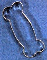 "Fox Run Dog Bone Cookie Cutter - 5"""