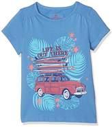 Fat Face Girl's Car Surf T-Shirt