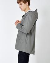 Rains Jacket Smoke Grey