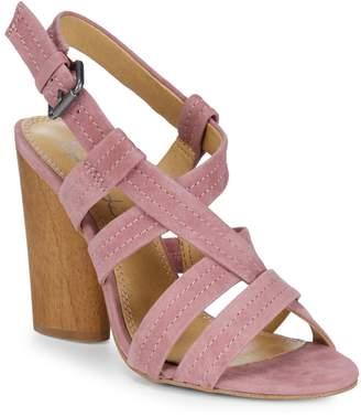 Splendid Flash Strappy Suede Sandals
