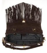 Proenza Schouler PS1 Medium Fringe suede shoulder bag