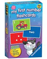 Fashion World My First Numbers Flash Card Game