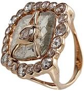 Federica Rettore Flat diamond ring