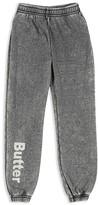 Butter Shoes Girls' Burnout Sweatpants - Sizes 4-6