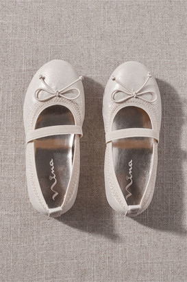 Nina Esther Flower Girl Flats