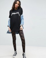 Asos Ultimate Lace Festival Leggings