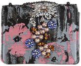Essentiel Embroidered Shoulder Bag