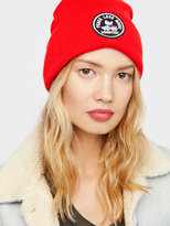 Free People I'm With The Band Patch Beanie