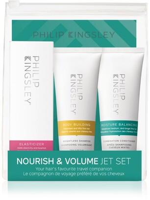 Philip Kingsley Nourish and Volume Jet Set