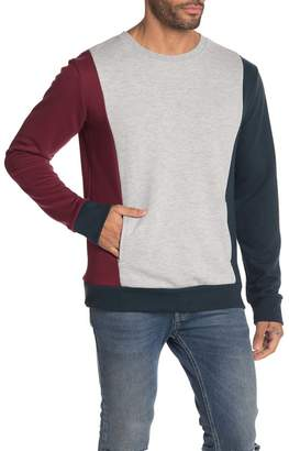 Sovereign Code Upland Colorblock Pocket Pullover Sweatshirt