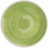 One Kings Lane Set of 6 Duval Salad Plates - Green