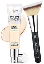 It Cosmetics AD SH3/21 ByeBye Foundationw/BrushAuto-Delivery