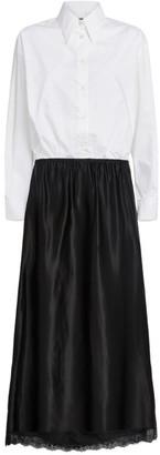 MM6 MAISON MARGIELA Longline Shirt Dress