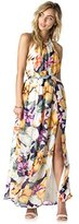 Miss Me Women's Halter Maxi Dress