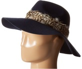 Michael Stars Birds of A Feather Wide Brim