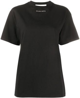 Golden Goose Dream print short sleeve T-shirt