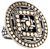 John Hardy Two Tone Ring
