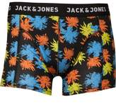 Jack And Jones JACK AND JONES Mens Miki Boxer Trunks Black