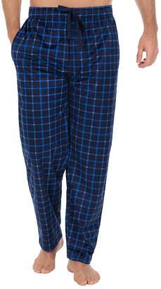 Izod Mens Tall Fleece Pajama Pants